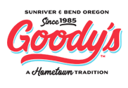 Goody's in Sunriver and Bend Oregon since 1985