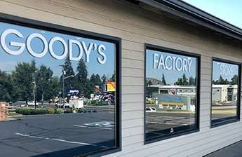 Goody's factory store